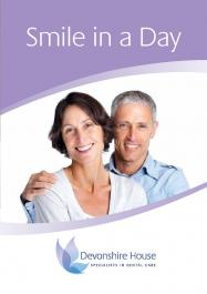 Smile in a day leaflet