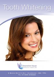 Tooth Whitening Leaflet